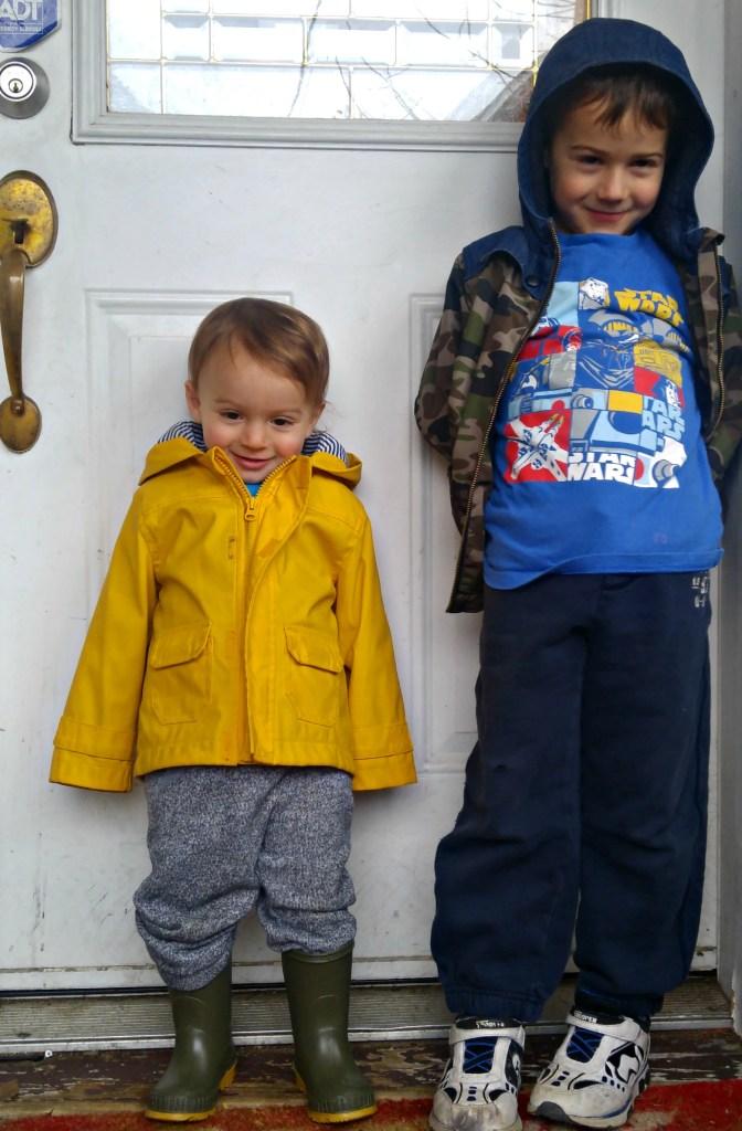 spring rain coats