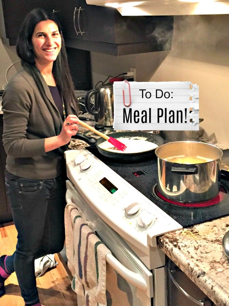 meal planning maya cooking