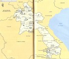 Laos Le Routard Infos Generales 16 Carte villes
