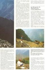Peru 1989 Chemin Inca 04