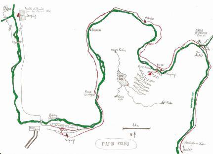 HydroElectrica-Aguas Calientes