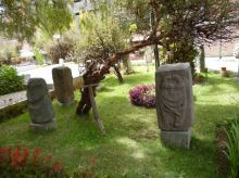museo arqueologico Huaraz 32