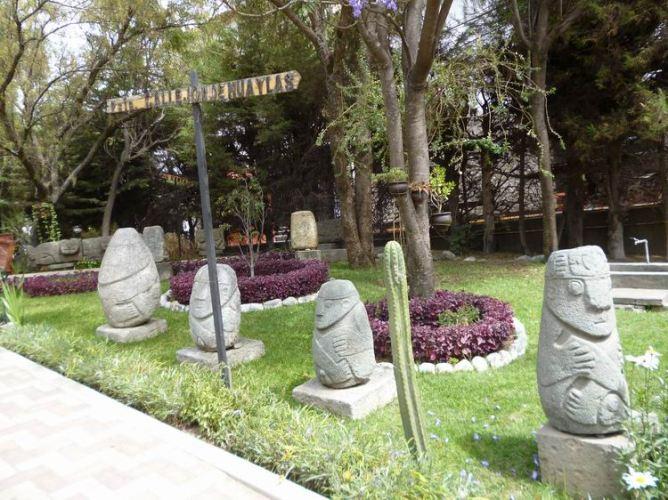 museo arqueologico Huaraz 36
