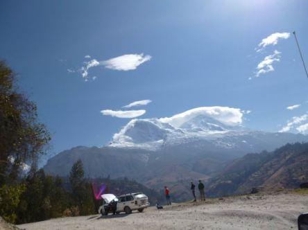 Santa Cruz 0 Yungay route vaqueria