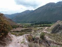 urubamba salineras vue vallee