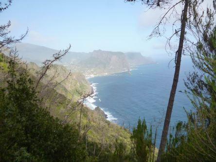 Resize of Vereda do Boca do Risco (06) vue sur Porto da Cruz