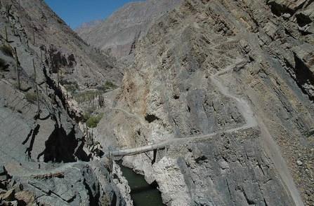 peru-Canyon Cotahuasi gorges