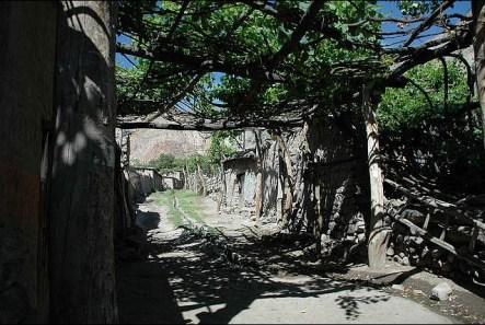 peru-Canyon Cotahuasi Quechualla