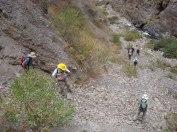 J4 08-descente mina gorges