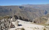 Peru-Canyon Cotahuasi Pampamarca Bosque de Piedras