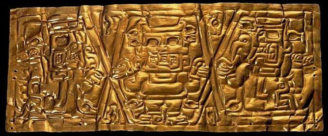figura 23 t 29 Placa en el Museo Rafael Larco Herrera en Lima