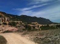 2014-07-12 Ruta dels Refugis (101) Albarca sortie Bifurcation GR