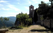 2014-07-12 Ruta dels Refugis (118) Siurana eglise