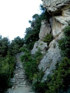 2014-07-12 Ruta dels Refugis (33) Montee Mont Ral