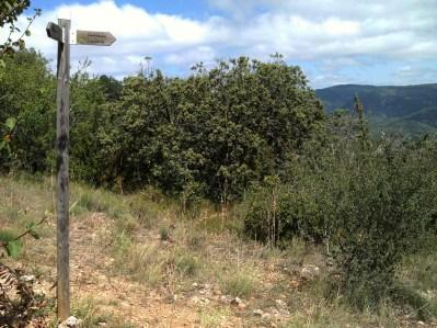 2014-07-12 Ruta dels Refugis (48) Plateau Motllats panneau pont de goi