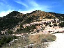 2014-07-12 Ruta dels Refugis (98) Albarca sortie Bifurcation GR