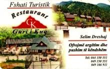 Carte GH Guri i Kud Kosovo 1