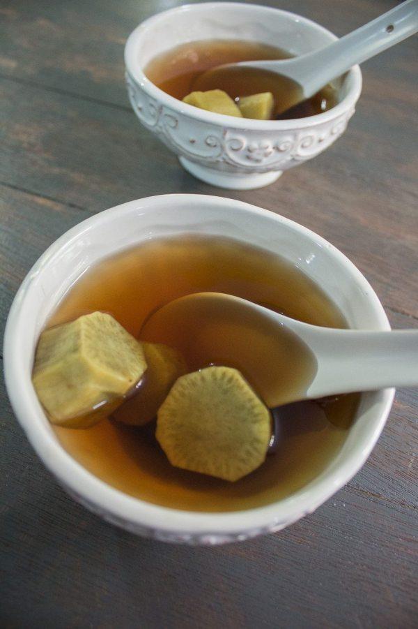 Four Ingredients Sweet Potato Dessert