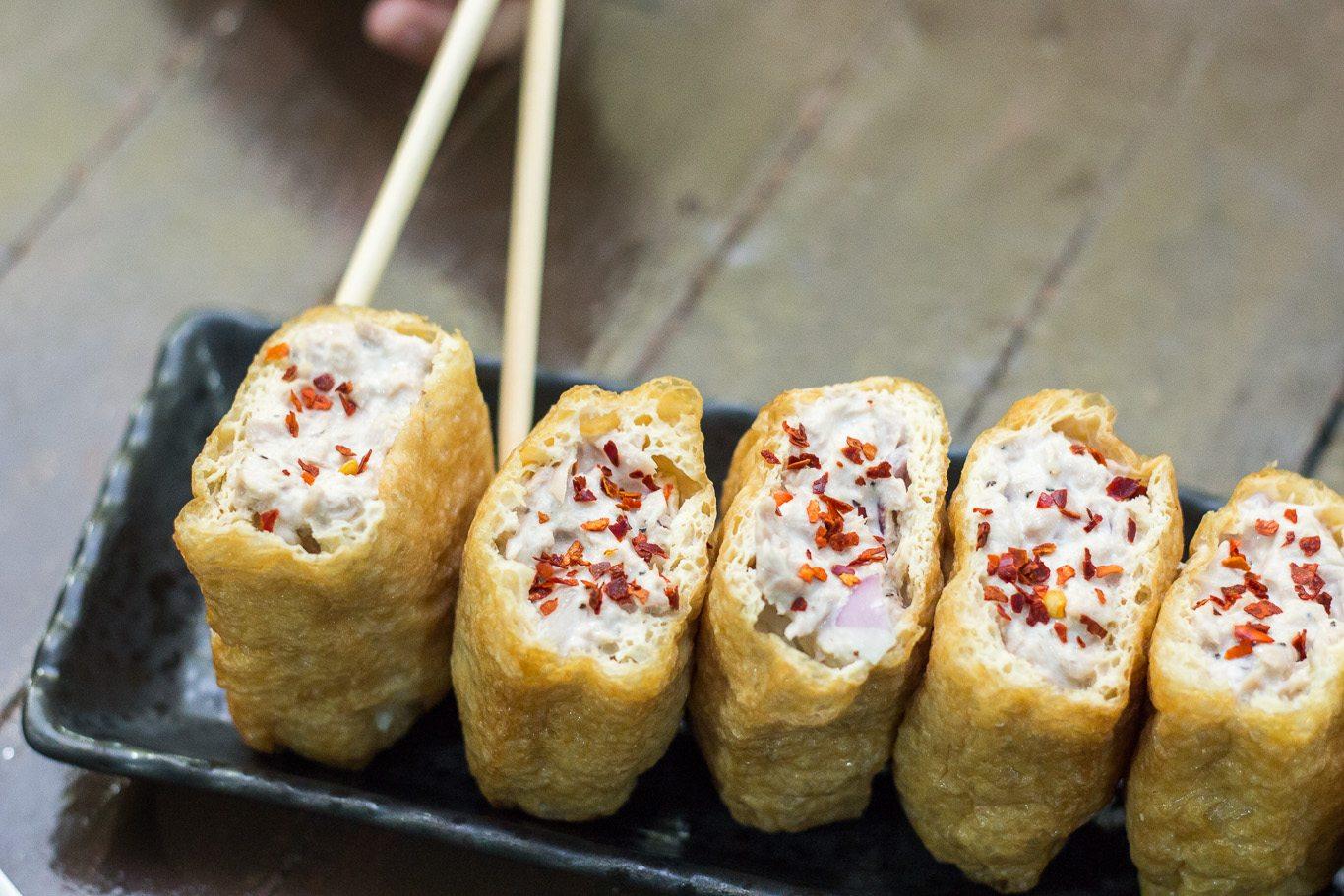 Easy Inari Sushi Recipe Maya Kitchenette