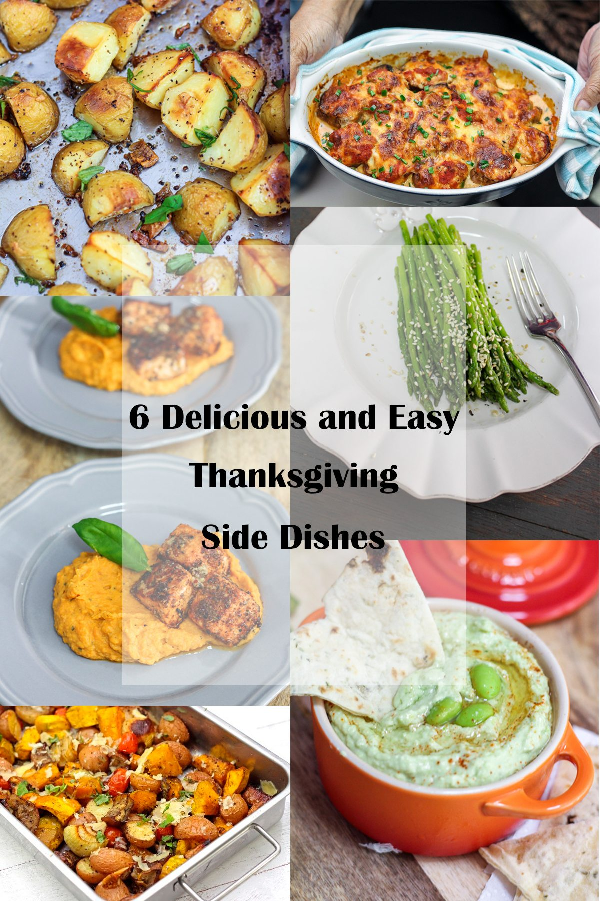 6 Delicious And Easy Thanksgiving Side Dishes