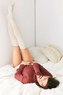Urban Outfitters Thigh High Socks