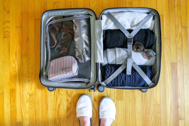 best suitcase for girls travel