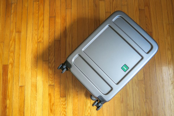 lojel suitcase review