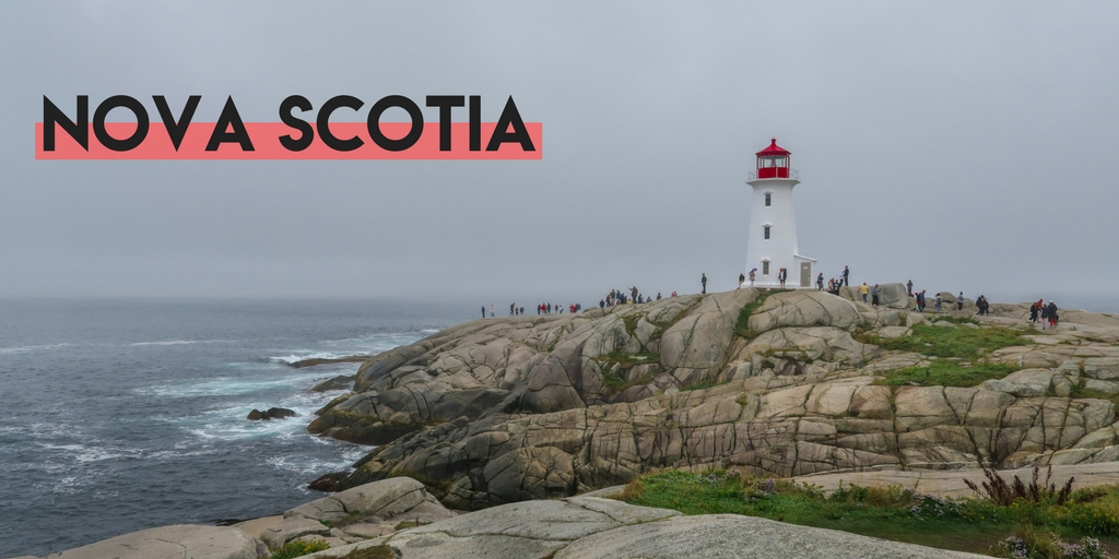 nova scotia road trip itinerary