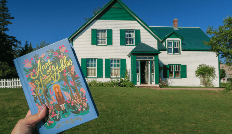 anne of green gables trip