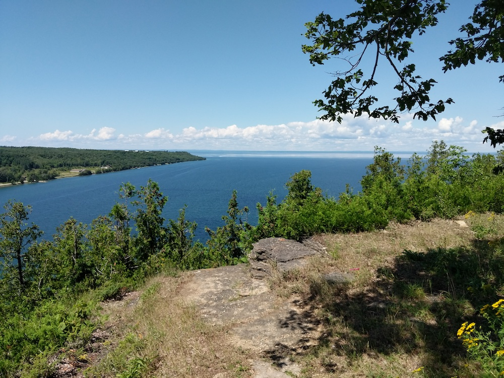 Scenic Lookout Gore Bay