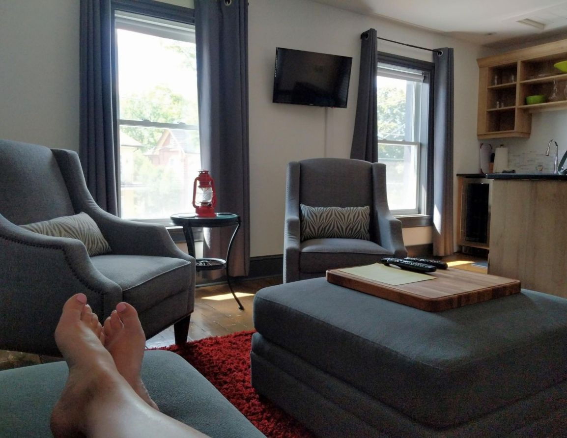 Airbnb in Downtown Peterborough