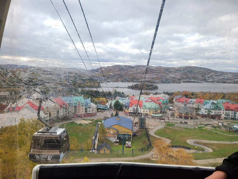 cable car tremblant