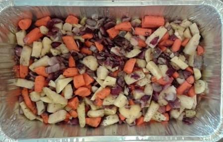 bagte rodfrugter efterår