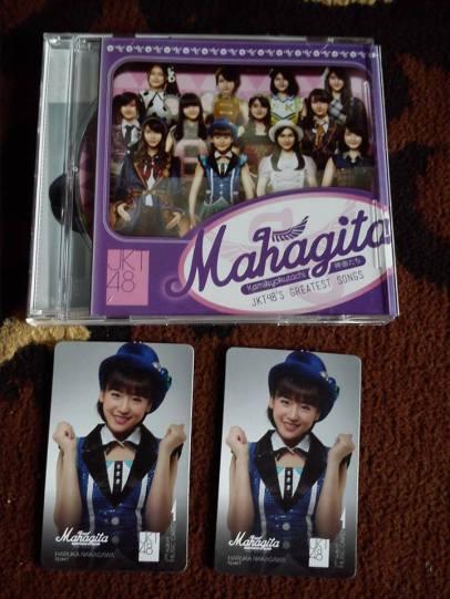 cover cd dan music card