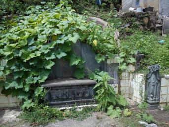 Sayang makamnya tidak terurus