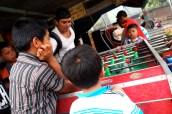 Foozball! A feria tradition