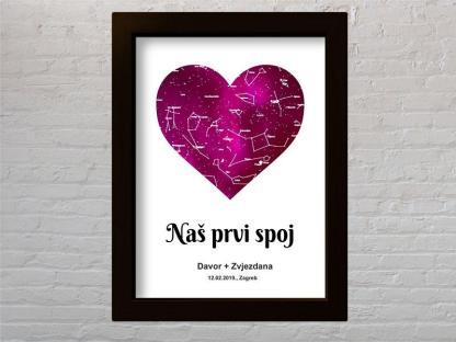 naš prvi spoj ljubavni poklon za valentinovo