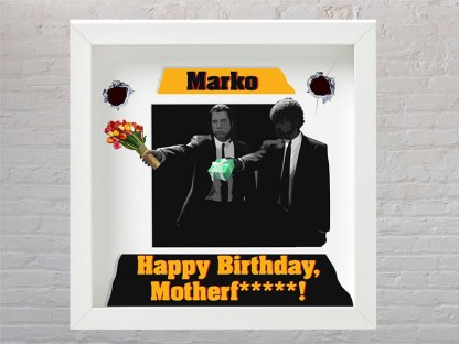 quentn tarantino birthday card pakleni sund rođendanska čestitka