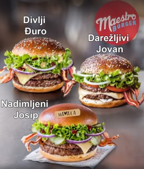 mcdonalds burgeri