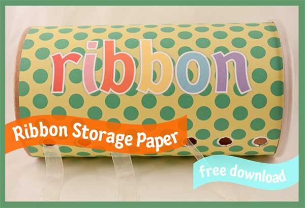 RibbonStoragePaperDownload