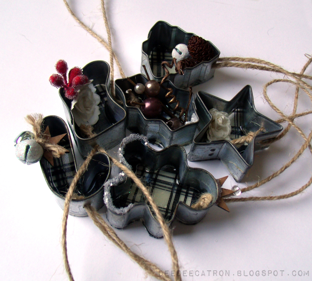 Holiday Craft Ideas Cookie Cutter Ornaments Wholesale Ribbon