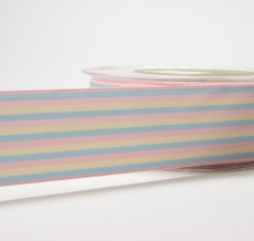 "1.5"" Striped Grosgrain Ribbon"