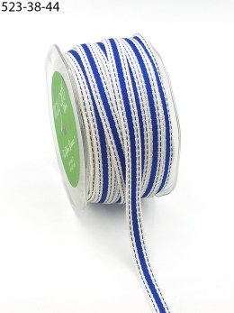 Royal Blue Color Band Cotton Ribbon