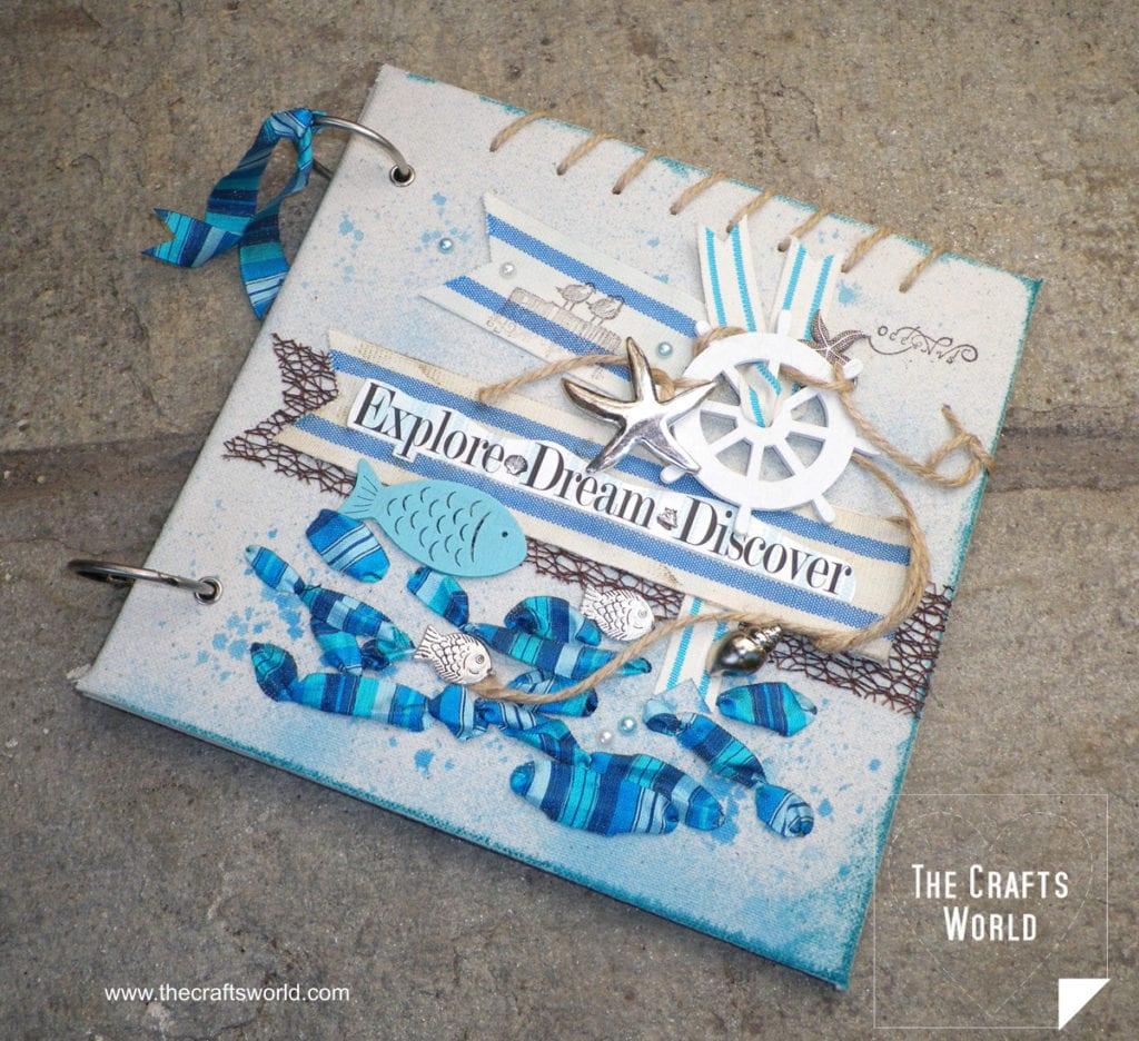 Nautical album cover