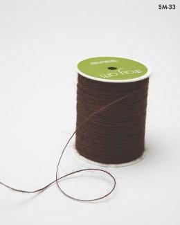 brown burlap string jute cord