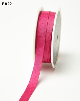 Fuchsia Solid Wrinkle Ribbon