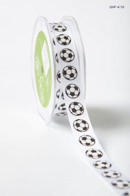 soccer balls *2 colors Grosgrain w/ Print Ribbon