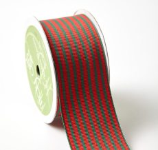 "1.5"" RGH-15-44 RED/GREEN STRIPE"