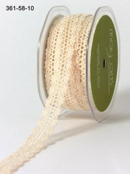 Variation #154305 of 5/8 Inch Crochet Ribbon