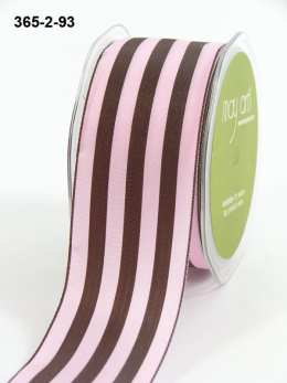 Variation #154357 of 2 Inch Solid / Stripes Ribbon